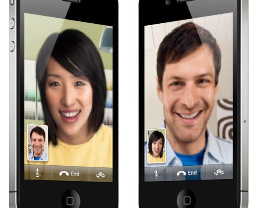 Apple prepping iChat Face Time apps for Mac and PC?