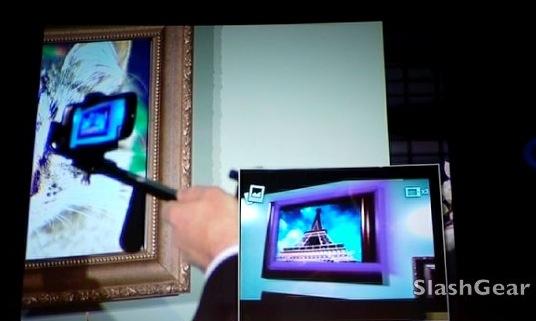Qualcomm AR Digital Photo Frame demo [Video] [Updated]