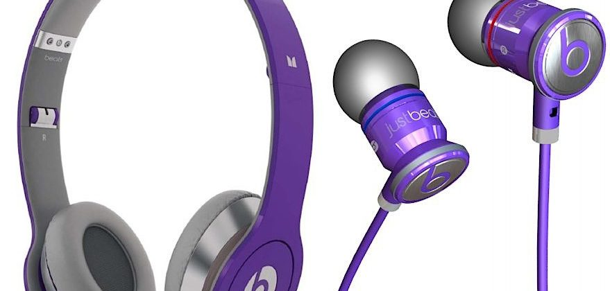 e34f0ae33de Justin Bieber JustBeats headphones are latest Monster/Beats by Dr. Dre  madness