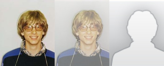 1977 Bill Gates image secretly squeezed into Outlook 2010?