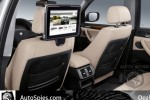 BMW shows off factory integrated iPad docks at Paris Motor Show