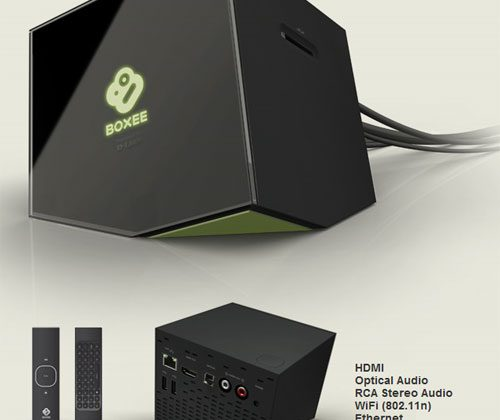 Boxee comments on new Apple TV