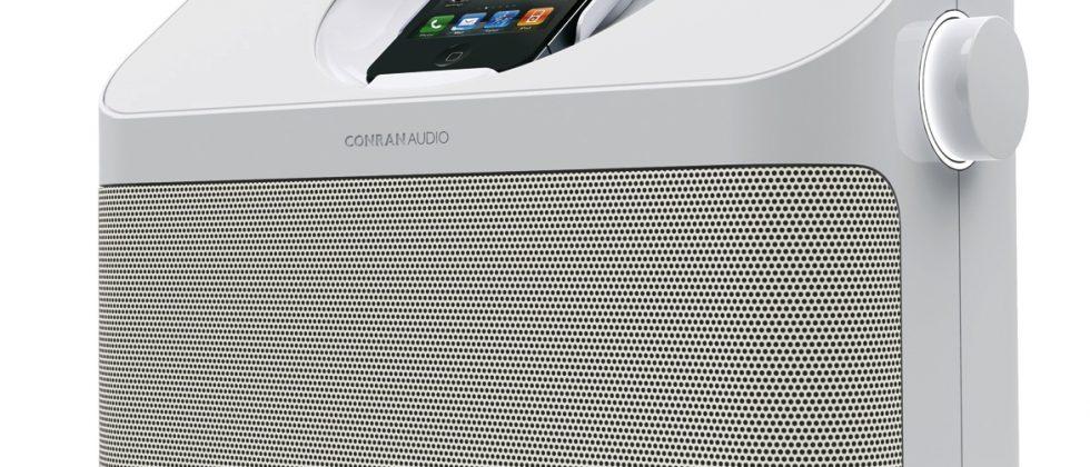 Conran Audio Speaker Dock packs apt-X Bluetooth