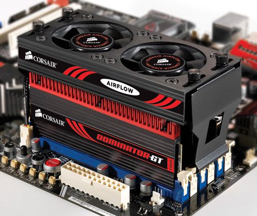Corsair Dominator GT RAM breaks pair of DDR3 speed records