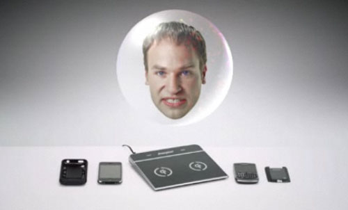 Energizer debuts InductiveCharger for smartphones