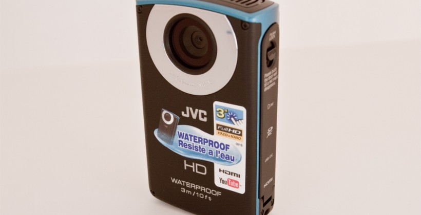 JVC PICSIO GC-WP10 and GC-FM2 Review