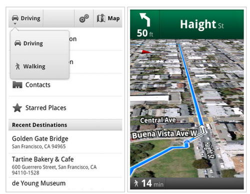 Google unveils Walking Navigation beta