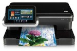 HP Photosmart eStation C510 Android Zeen tablet/printer combo detailed