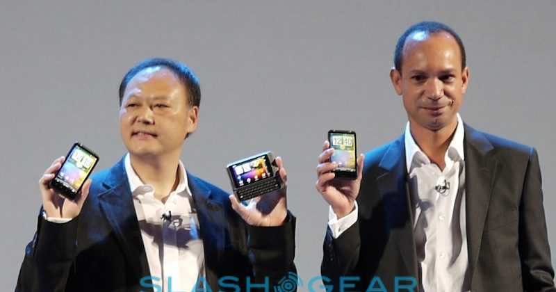 HTC Desire HD and Desire Z official