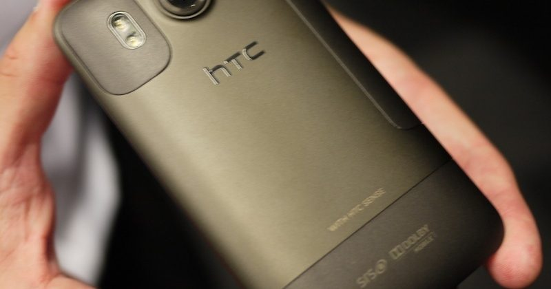 HTC Desire HD hands-on [Video]