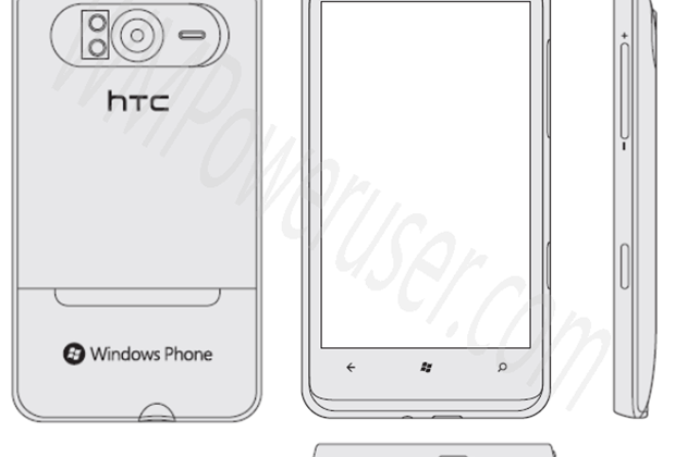 HTC HD7 and HTC 7 Trophy leak; Windows Phone 7 devices coming October