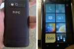 HTC Spark Windows Phone 7 smartphone leaks