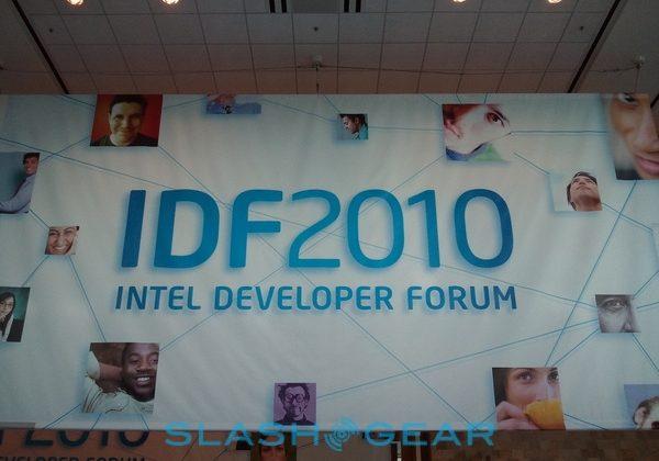 Intel out 2011 Core CPUs at IDF 2010: 32nm Sandy Bridge
