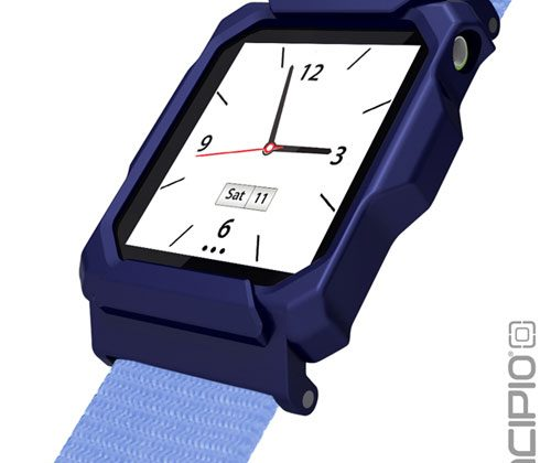 Incipio Linq turns the new iPod nano into a watch