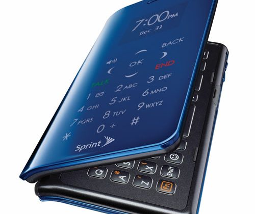 Sanyo Innuendo feature phone headed to Sprint