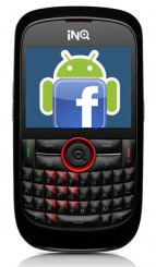 Two INQ Mobile Facebook phones tipped for 2011 debut