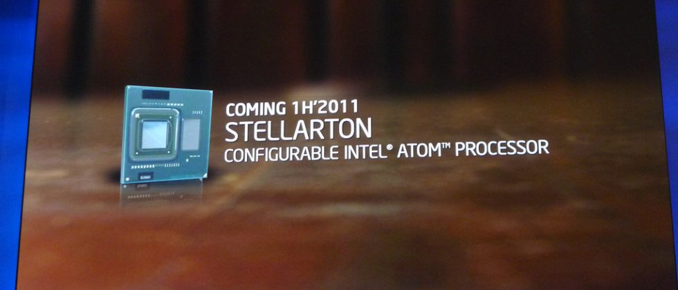 Intel Stellarton Atom E600+FPGA promises flexible embedded devices