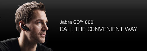 Jabra debuts new Go 660 Bluetooth headset