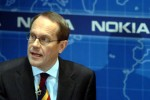 Nokia Board Chair Jorma Ollila reveals plans to step down in 2012