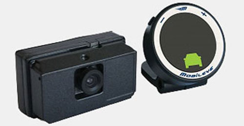 Mobileye C2-270 camera system helps prevent collisions when driving