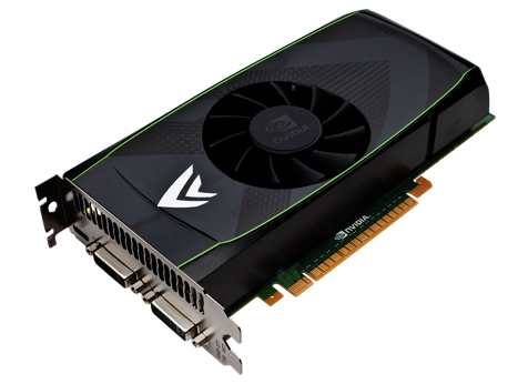 NVIDIA GeForce GTS 450 1GB gets official for $129