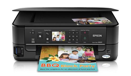 Epson introduces new NX625 AIO printer