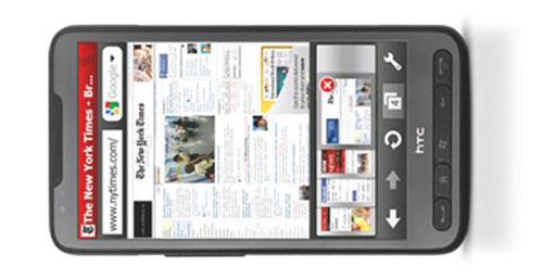 Opera Mini 5.1 for windows Mobile launches