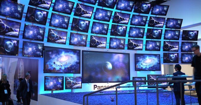 Panasonic focus on 3D: Viera GT20 & VT20 3D plasmas, 3D VOD service