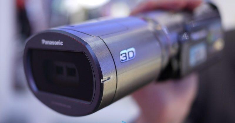 Panasonic HDC-TC750 3D camcorder hands-on