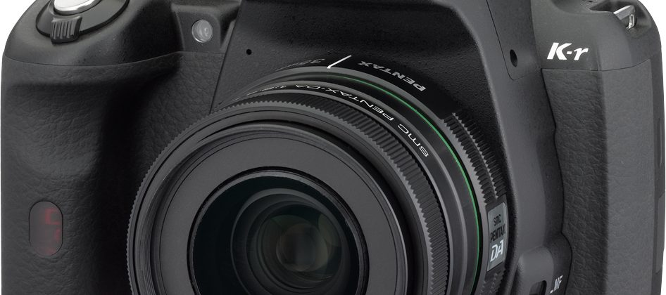 Pentax K-r 12.4MP colorful DSLR outed plus new entry-level lens