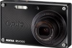 Pentax Optio RS1000 and Optio RZ10 digicams revealed