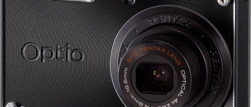Pentax Optio RS1000 and Optio RZ10 digicams revealed