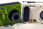 Pentax Optio RS1000 gets LEGO-style skin