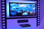 Philips 3D Cinema 21:9 Platinum live at IFA 2010, plus NetTV & flagship BDP-9600 Blu-ray deck
