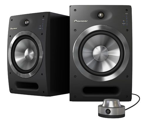 Pioneer offers up new S-DJ08 and S-DJ05 speaker systems for DJs and producers