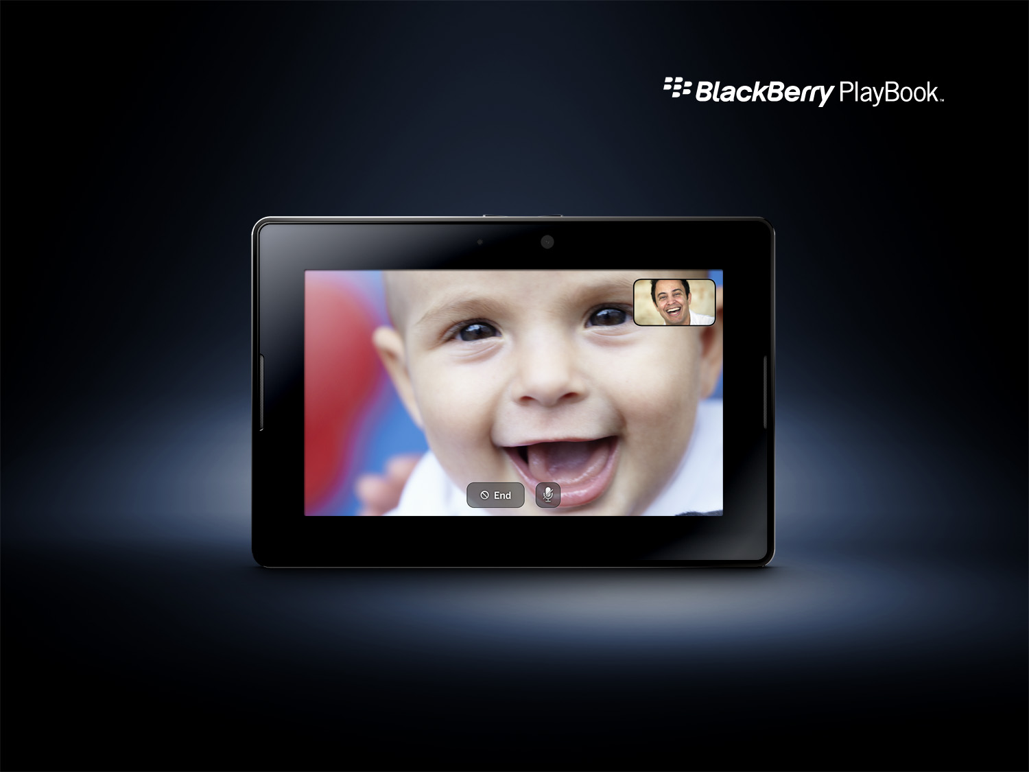 BlackBerry PlayBook official: 7-Inch 1GHz