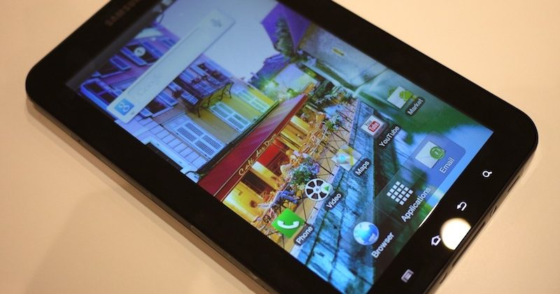 Three UK confirm Samsung Galaxy Tab pricing