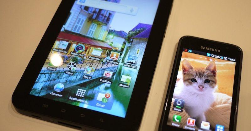 Samsung Galaxy Tab: second helping [Video]