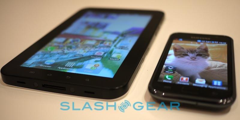 "Samsung Galaxy Tab gets £617 ""confirmed"" UK price"