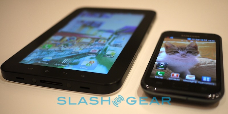10-inch Samsung Galaxy Tab in H1 2011 confirmed first of slate series