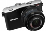 Samsung NX100 mirrorless APS-C camera on sale now