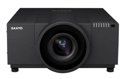 Sanyo outs PLC-HF10000L QuaDrive projector for large venues