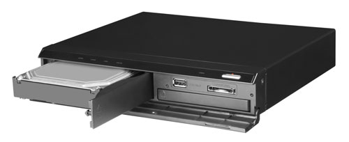 Sharkoon shows off new SATA QuickPort Home docking station