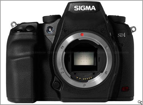Sigma SD1 flagship DSLR breaks cover