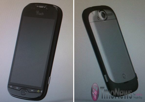 T-Mobile myTouch HD boasts HSPA+ & video chat
