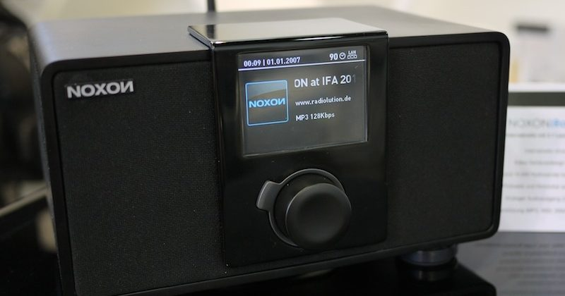 TerraTec NOXON iRadio 500 hands-on