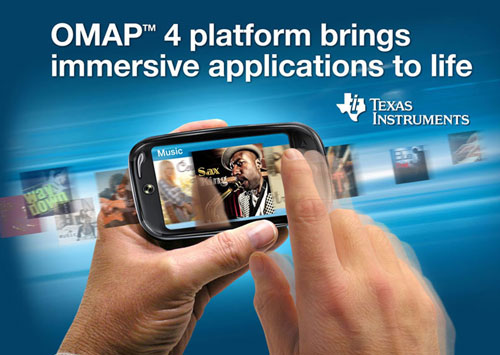XTR and TI partner on next-gen touchless gesture control engine optimized for OMAP