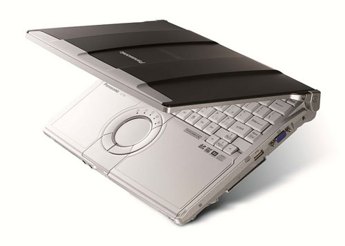 Panasonic Toughbook S9 is world's lightest 12.1-inch lappy with DVD drive