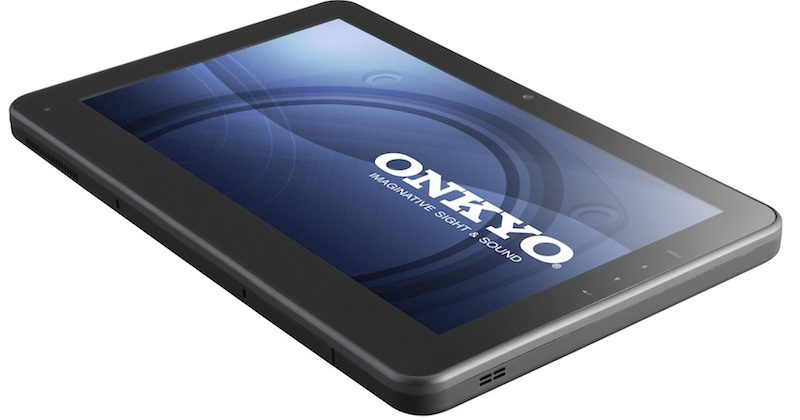 Onkyo TW117A4, TW217A5 and TW317A5 Windows 7 Tablet PCs unveiled
