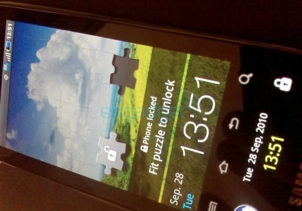 Verizon Samsung Continuum SCH-i400 with OLED secondary display leaks